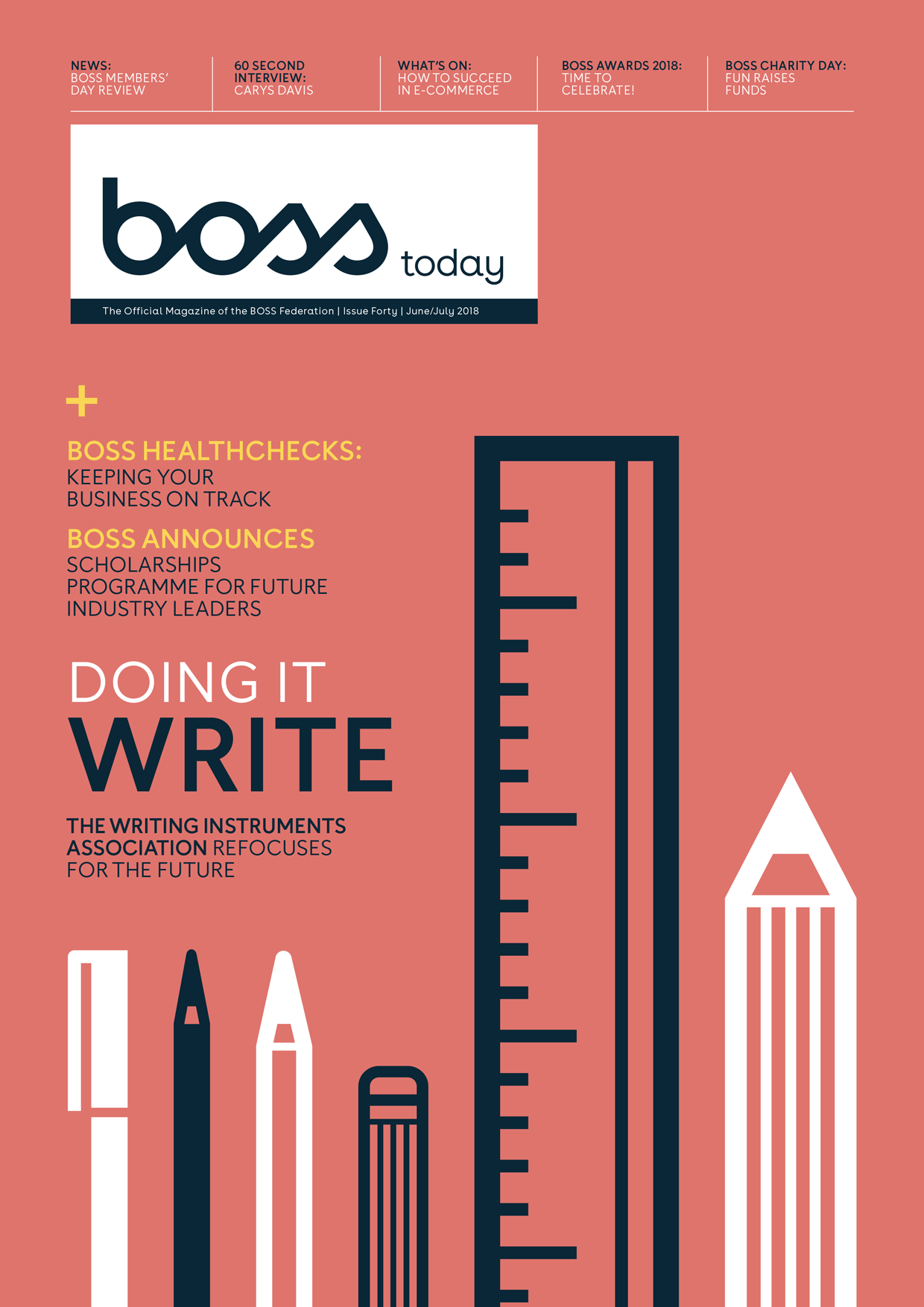 BOSS Today: Issue 40