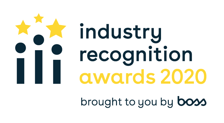 Industry Recognition Awards 2020 – brought to you by BOSS