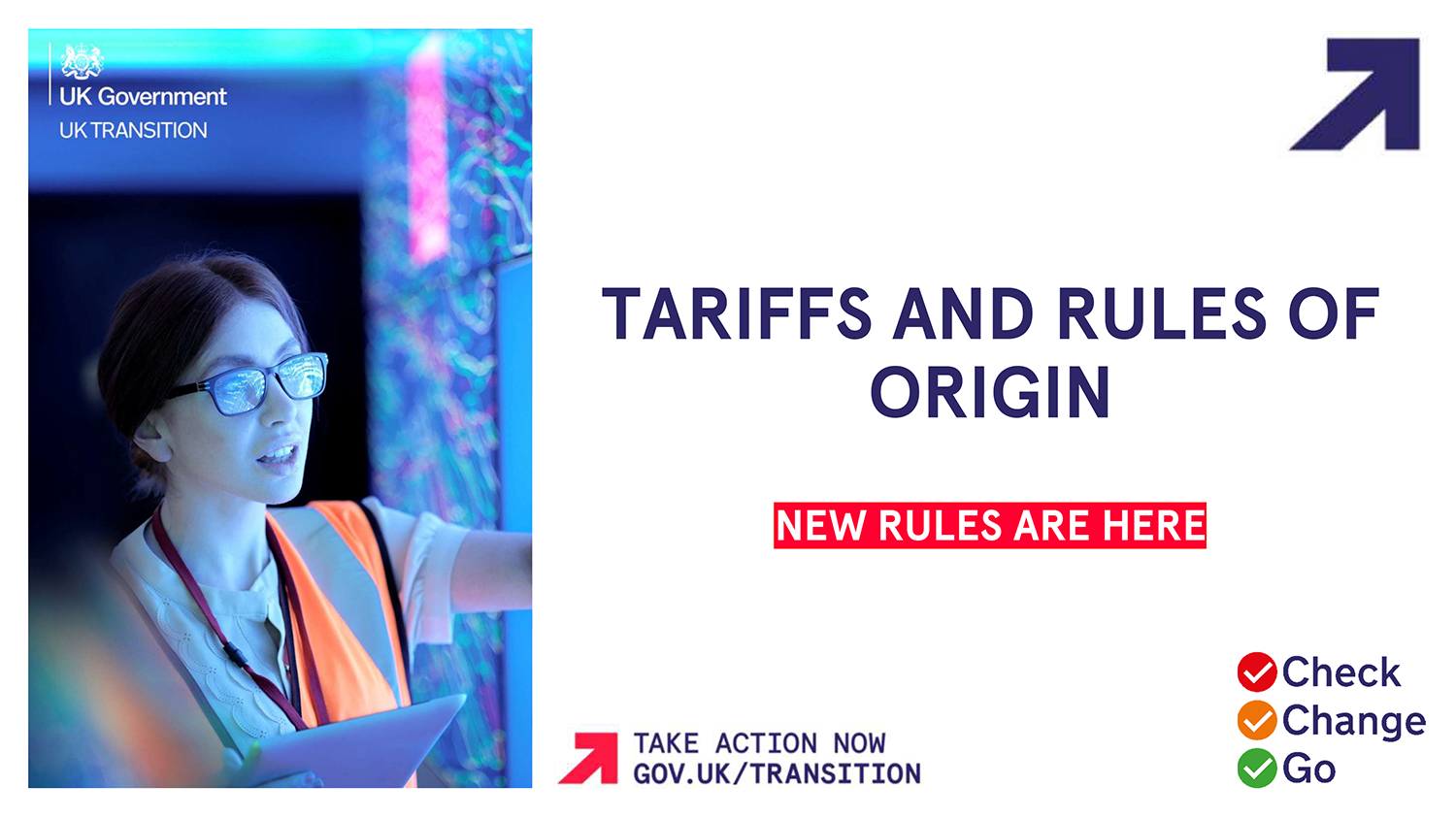 Tariffs and Rules of Origin, Ryan Diggory, Senior Policy Advisor, Department Business, Energy and Industrial Strategy