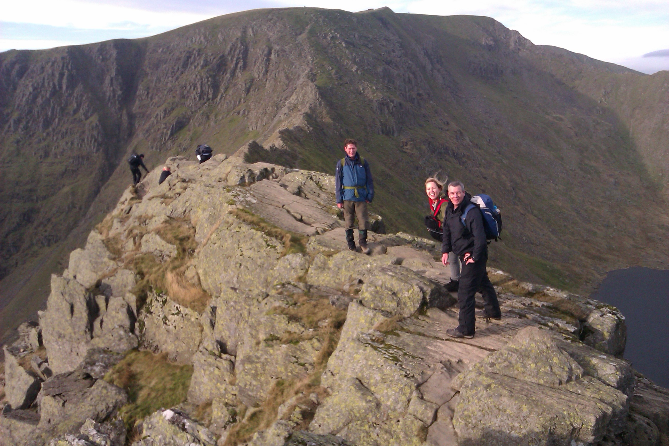 BOSS Team to climb mountains to support ICR in their mission to make the discoveries that beat cancer